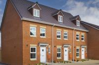3 bed new property in Donnington, Telford...