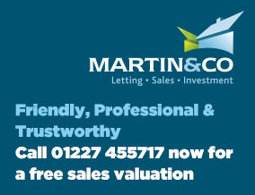 Get brand editions for Martin & Co, Canterbury - Lettings & Sales