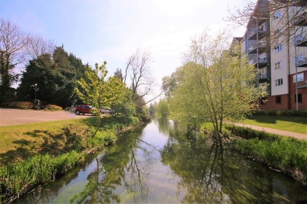 Riverside Walk in...