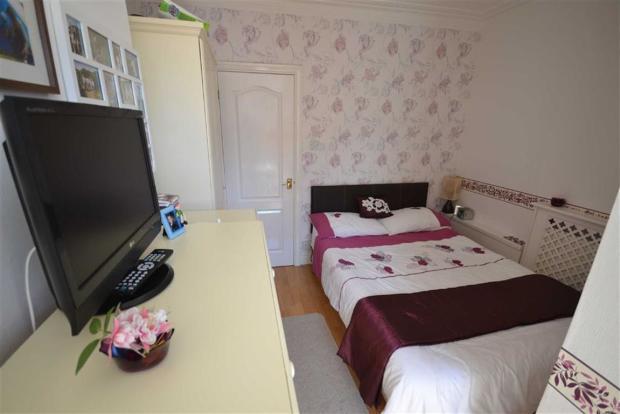 Bedroom 1 (annex)