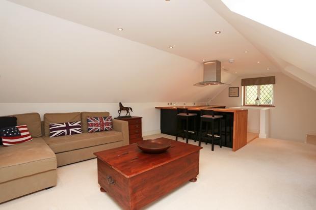 Loft Room Annex