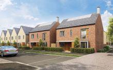Barratt Homes, Trumpington Meadows