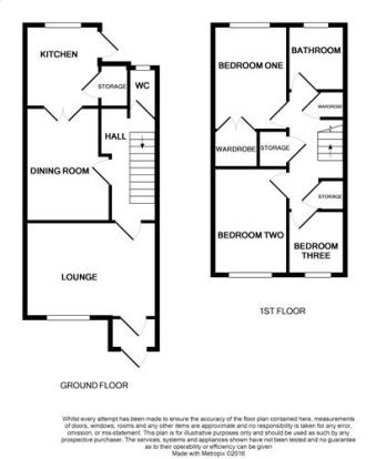 Floorplan for 12 Aud