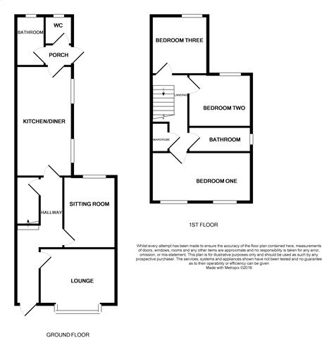 Floorplan for 25 Ray