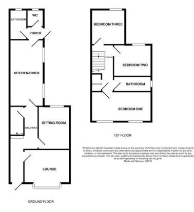 Floorplan for 25 Ray