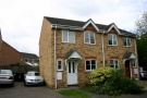 semi detached house in Saxon Way, Willingham...