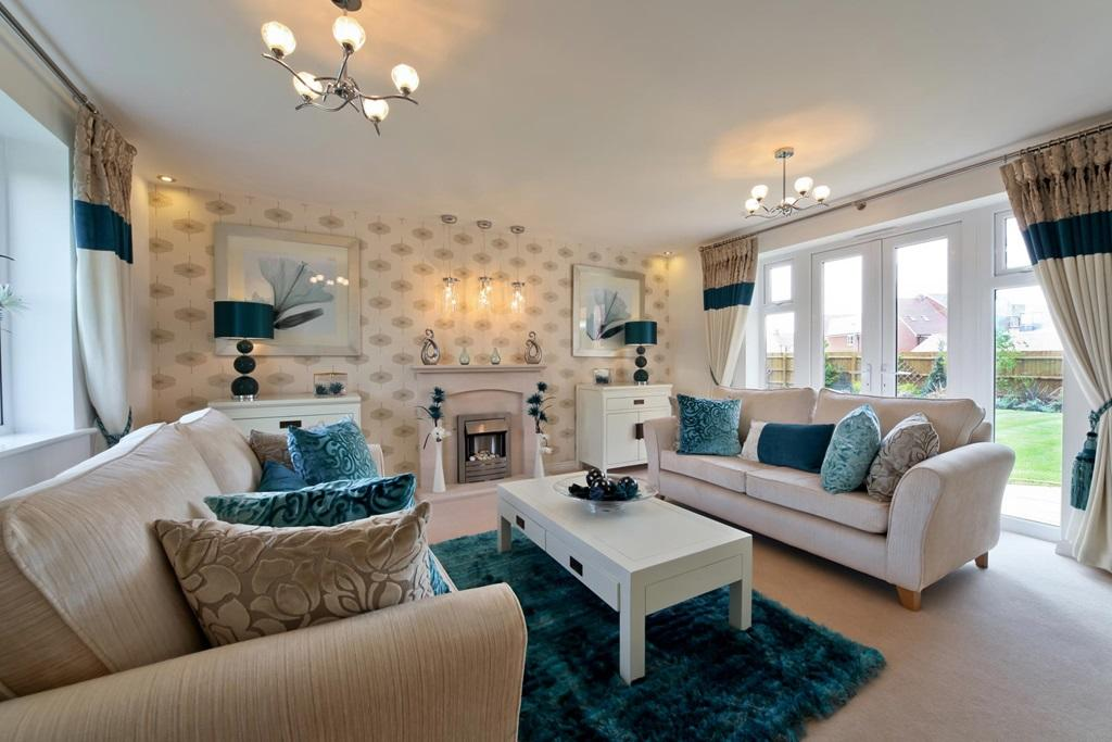 4 bedroom detached house for sale in 65 skye crescent for Show home wallpaper uk