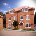 4 bed new development in Belmont Road, Maidenhead...