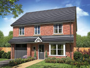 4 bed new home in Pendle Drive, Whalley...