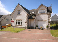 Detached house in Doig Park, Thornhill, FK8