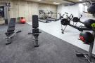 Basement Tenant Gym