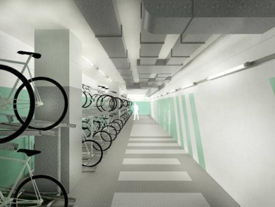 Ground Cycle Hub