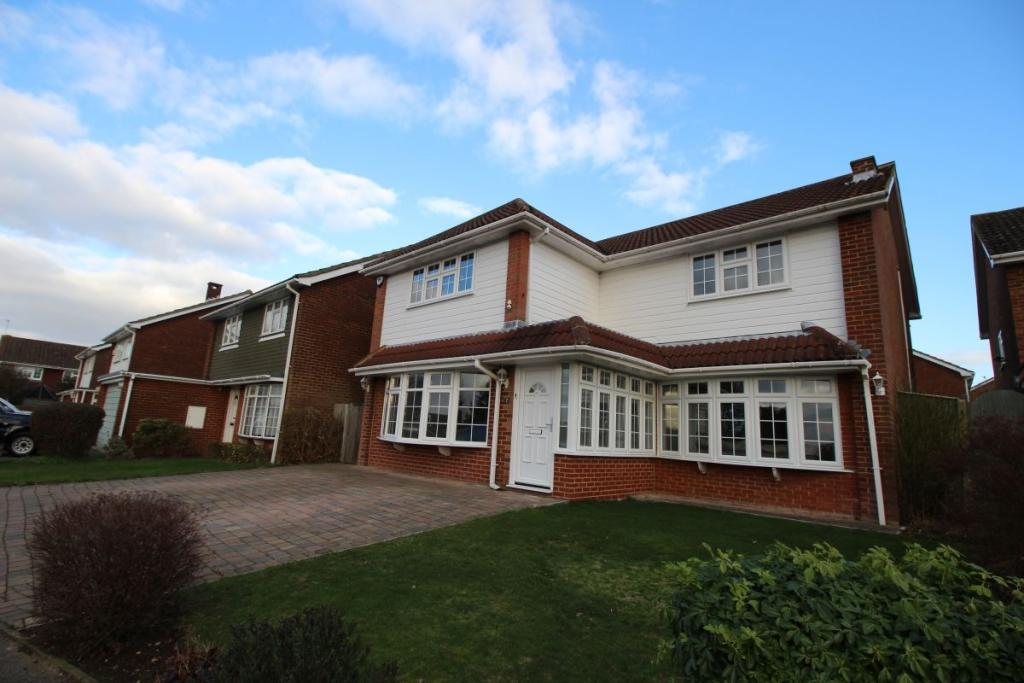 4 bedroom detached house to rent in chantry avenue for Chantry flats cabins rental