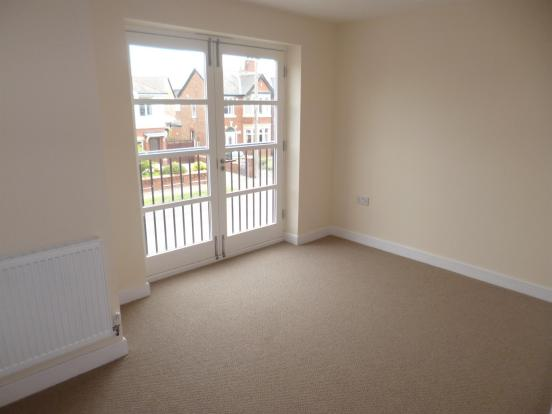 Flat 2 Bed 1