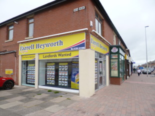 Farrell Heyworth, Blackpool (South Shore)branch details