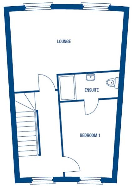 First Floor Dimensions