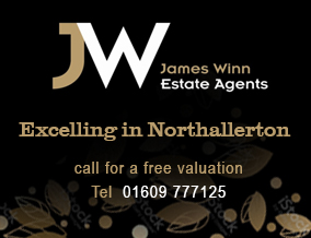 Get brand editions for James Winn Estate Agents, Northallerton