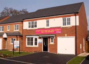 Hardintone Court by Bellway Homes Ltd, Goosemoor Lane,