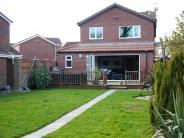 Detached home for sale in Mayfield, Goole