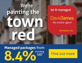 Get brand editions for David James Estate Agents, Mapperley - Lettings