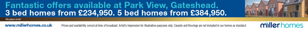 Get brand editions for Miller Homes North East, Park View