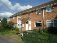 Terraced house in Osprey Road, Biggleswade