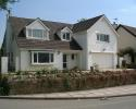 Detached house to rent in Coedfryn...