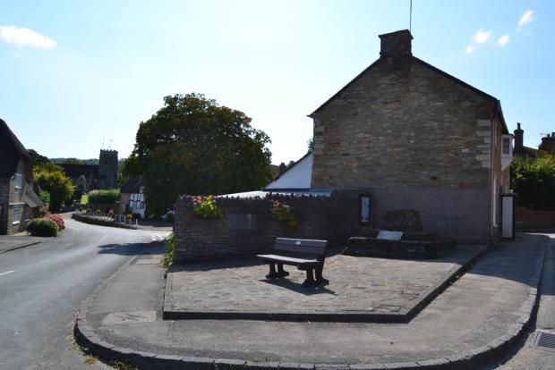 View of village