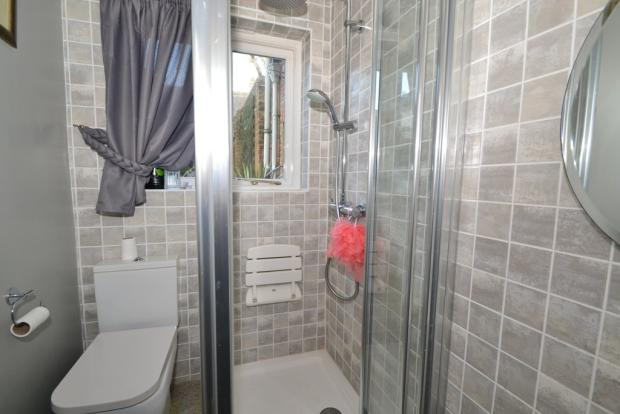Owners shower room