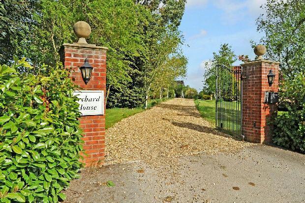 Rural View Properties For Sale Grittenham