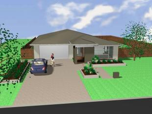 4 bedroom new home in Lot 311 James O'Donnell...