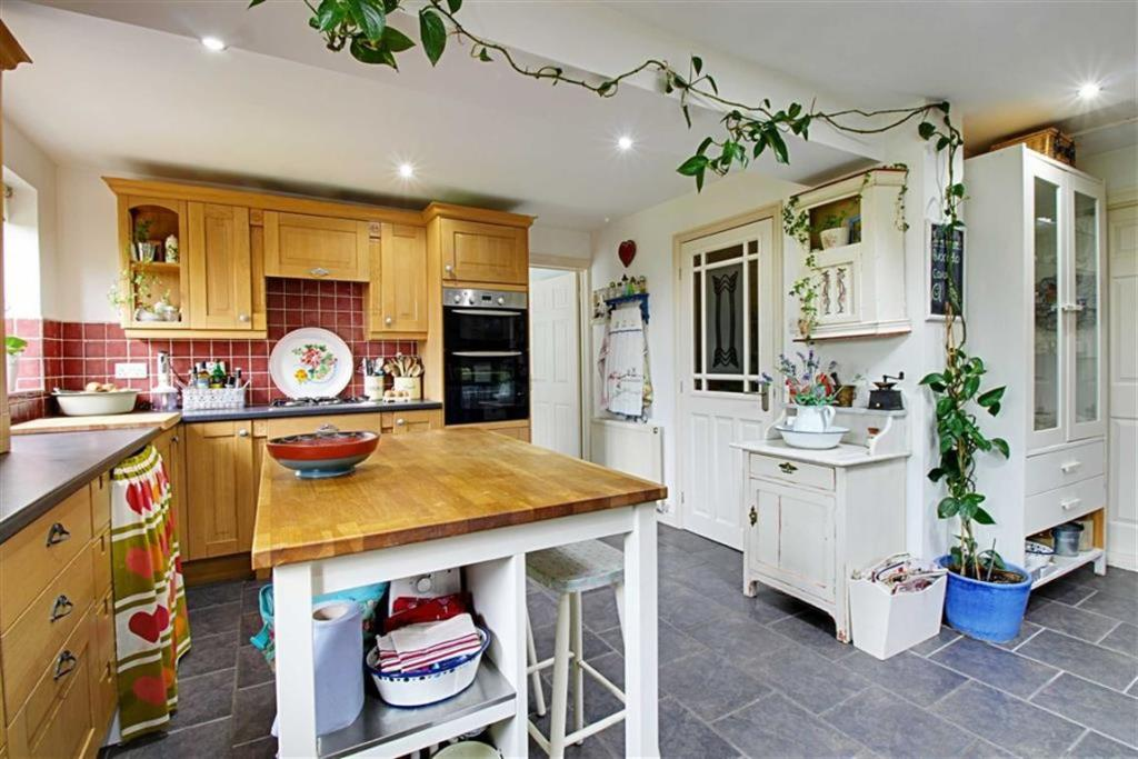 Country style kitche