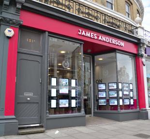 James Anderson, East Putney - Lettingsbranch details