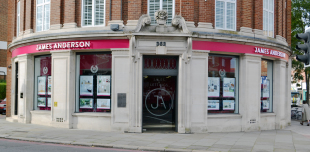 James Anderson, East Sheen - lettings branch details