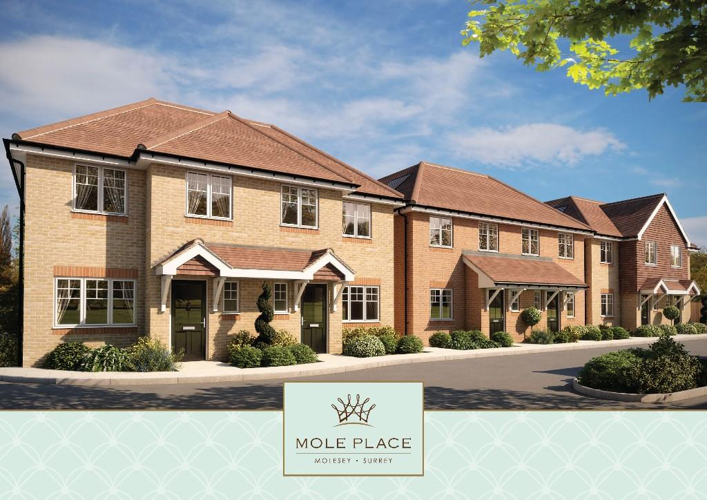 3 bedroom semi detached house for sale in mole place west molesey kt8 kt8