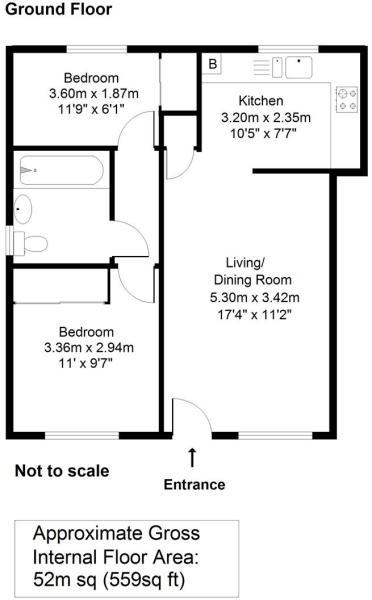 4 Thames Walk floor