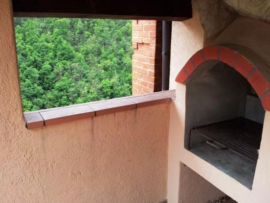 Grill on Terrace