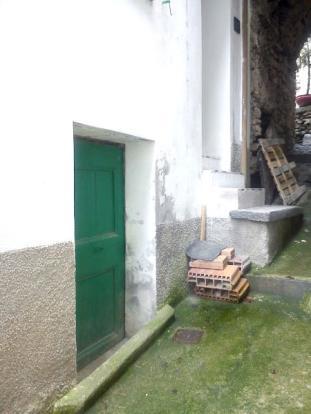 Cellar and Entrance