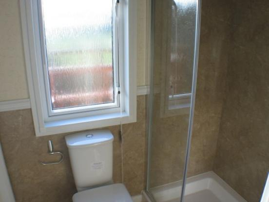 <p>En suite shower</p>
