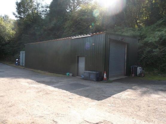 Workshop/ Storage Rooms/ Garage
