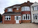 semi detached property in Ralph Road, Shirley
