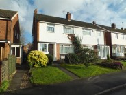 3 bedroom semi detached house to rent in Marsden Close, Solihull