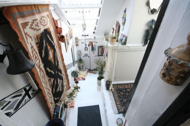 Stairs To Jacu...