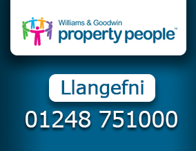 Get brand editions for Williams & Goodwin The Property People, Llangefni