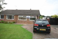 2 bed Semi-Detached Bungalow in Dwyran, Anglesey