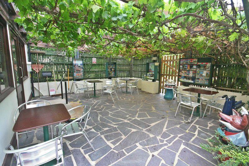 Courtyard Seat...