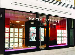 Marsh & Parsons, South Kensingtonbranch details
