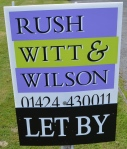 Rush Witt & Wilson, Hastings
