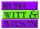 Rush Witt & Wilson, Rye