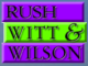 Rush Witt & Wilson, Battle